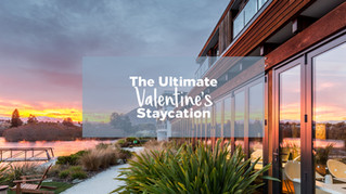 The Ultimate Valentines Staycation Package
