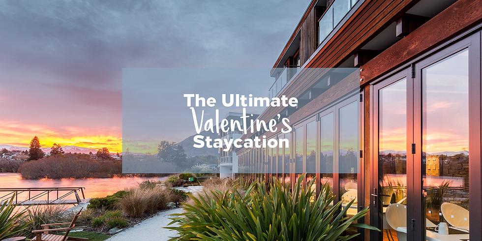 The Ultimate Valentine's Staycation | Sat 13 Feb - Sun 14 Feb