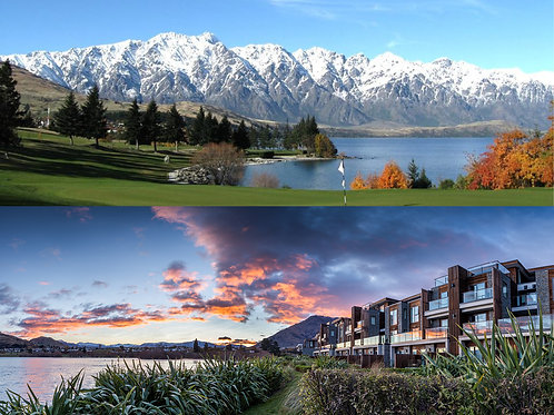 Hilton Golfers Package Voucher (Deluxe Lakeview Room)