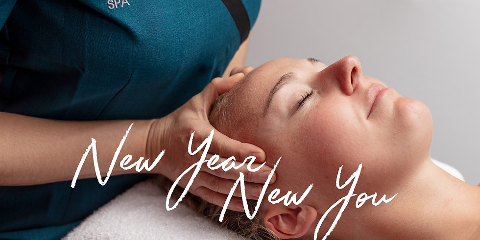 New Year New You | eforea spa Voucher