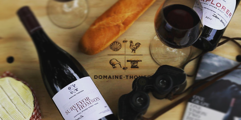 -SOLD OUT- Domaine Thomson Wine Dinner   Wed 21 Jul