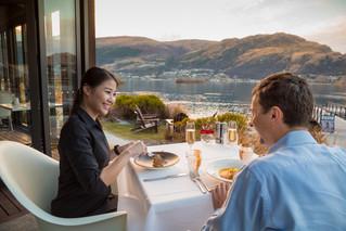 Valentine's Dinner at the Wakatipu Grill
