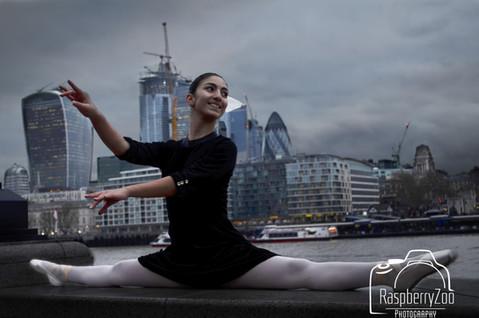 London Ballerina