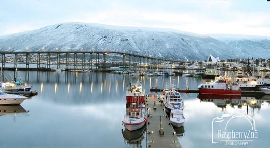 Tromso Dusk after Dawn