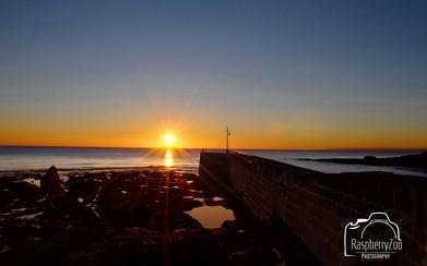 Sunset Porthleven