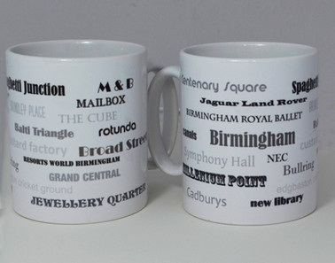 Birmingham Mugs