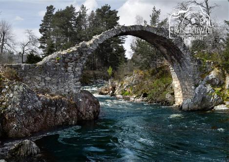 Old Pack Horse Bridge
