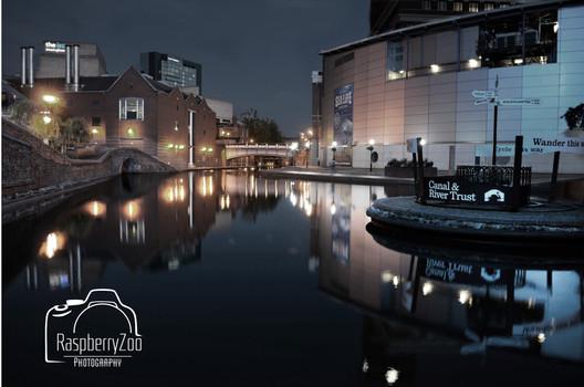 Sealife Centre and Birmingham Canals