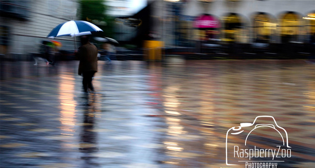 How I love the rainy days