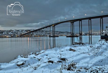 Tromsdalen Bridge to Tromso