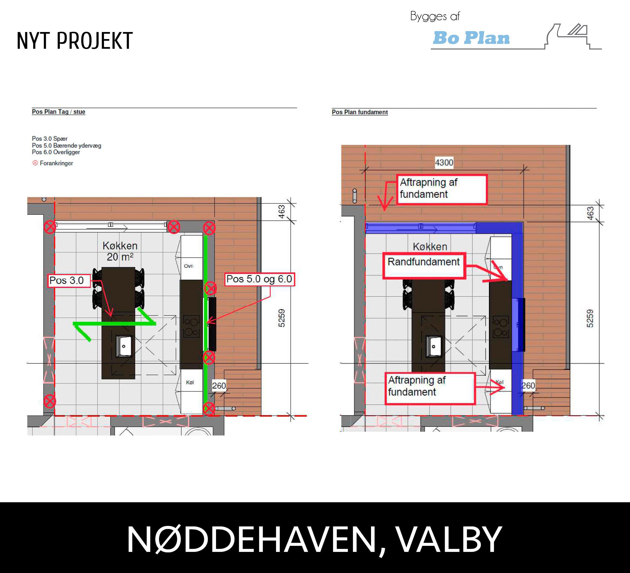 Nøddehaven, Valby3