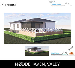Nøddehaven, Valby