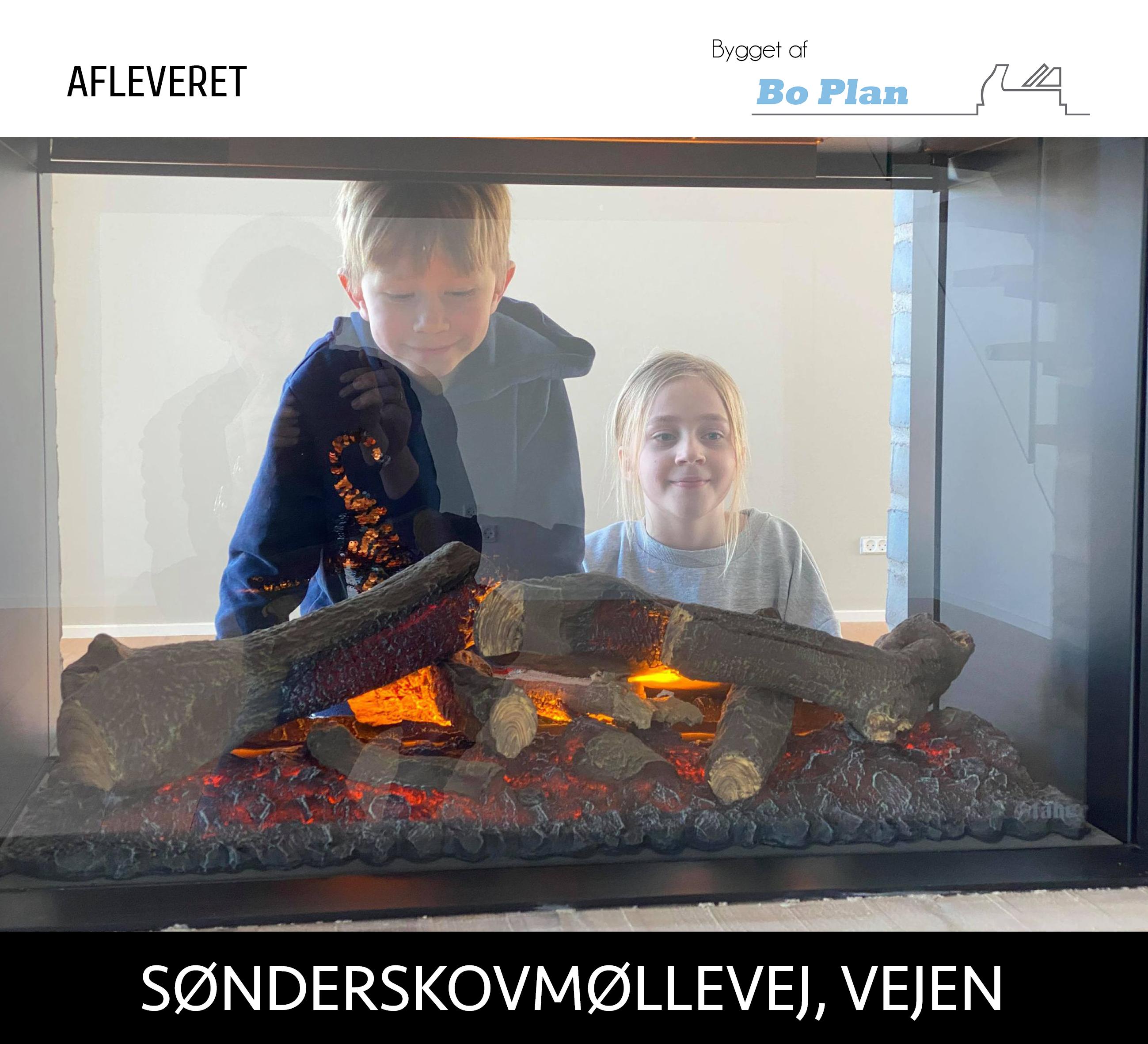 Sønderskovmøllevej,Vejen_afleveret
