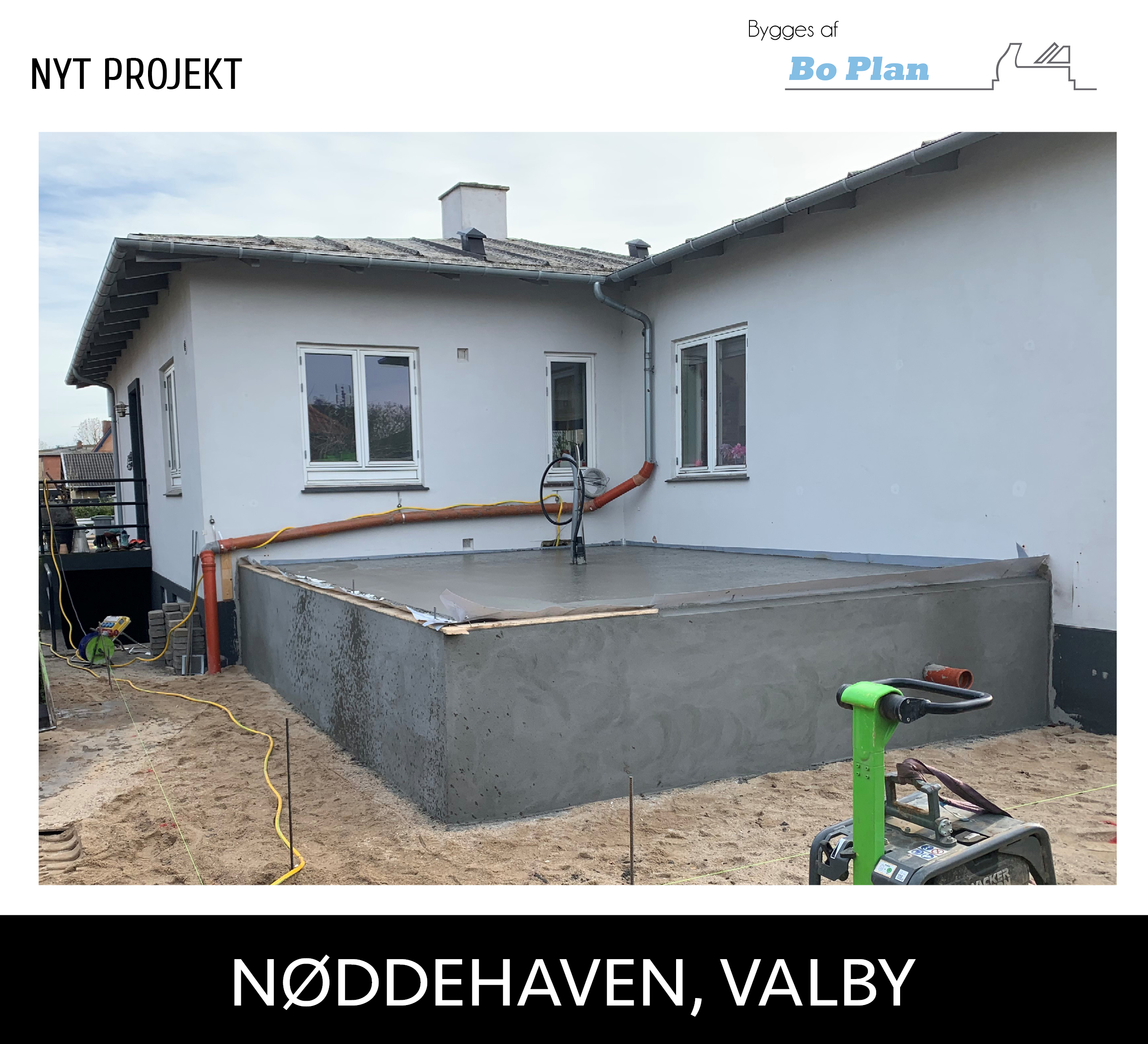 Nøddehaven, Valby9