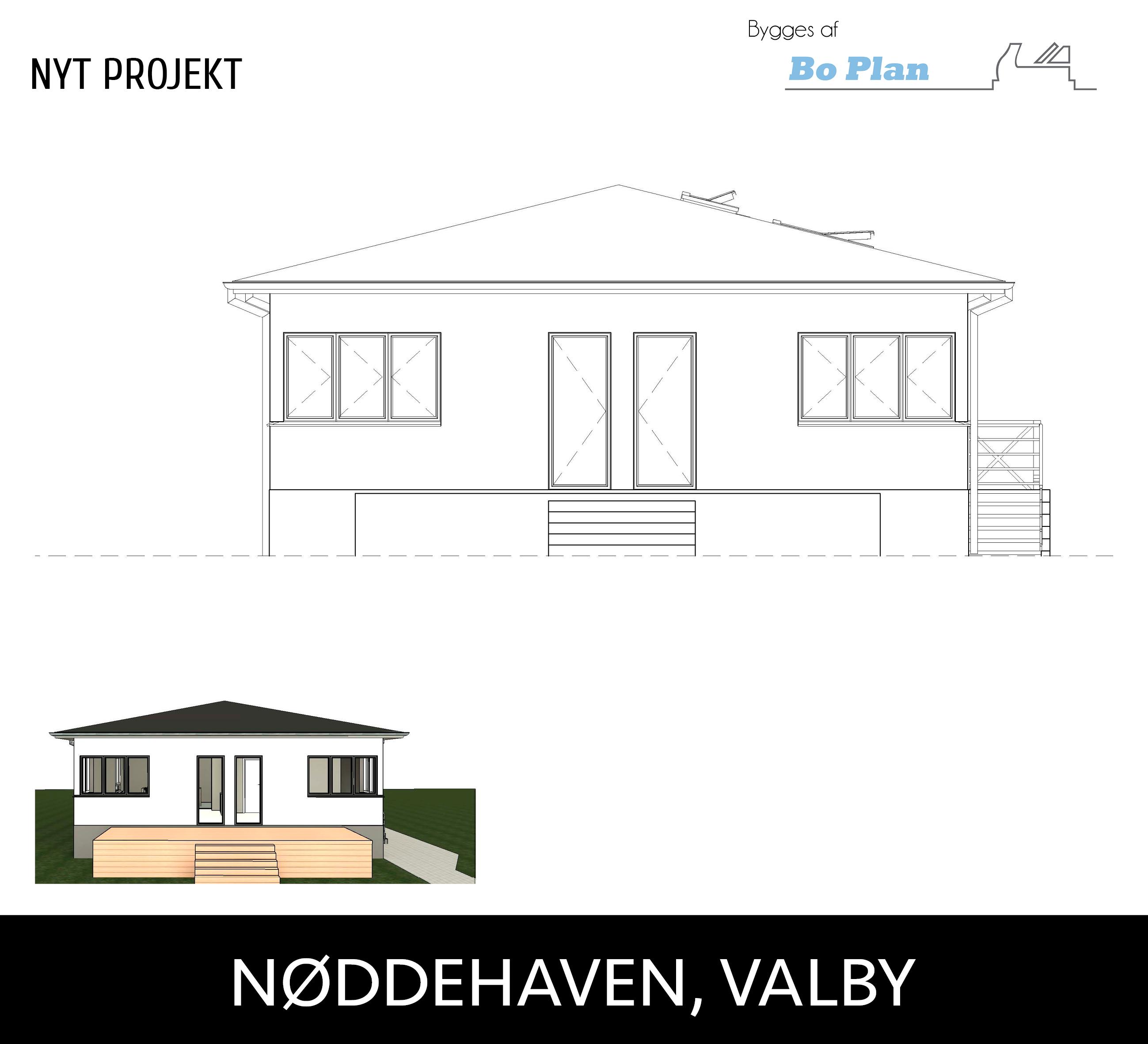 Nøddehaven, Valby5