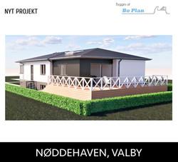 Nøddehaven, Valby8