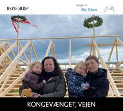 Kongevænget19, Vejen_rejsegilde