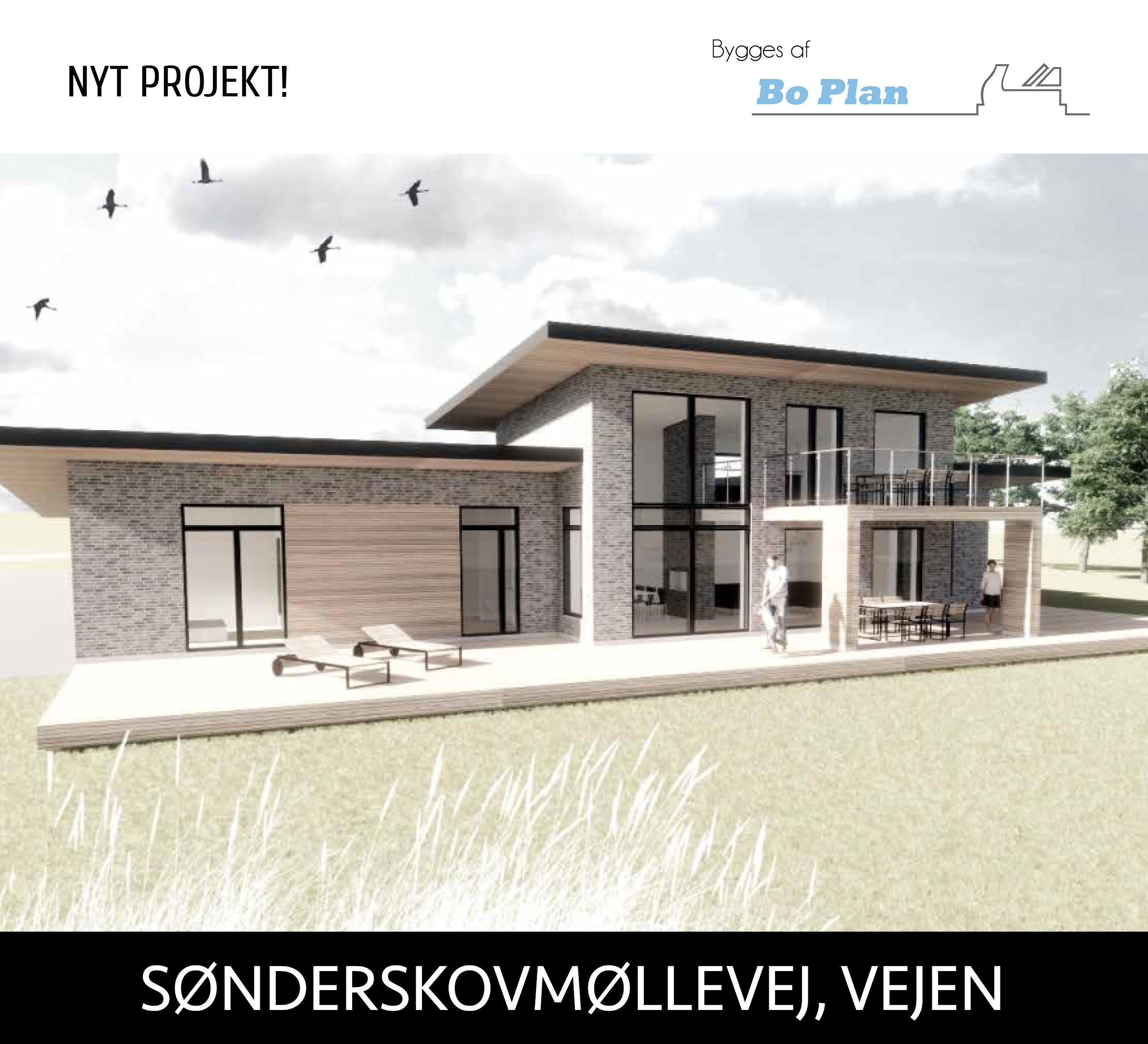 Sønderskovmøllevej,Vejen2