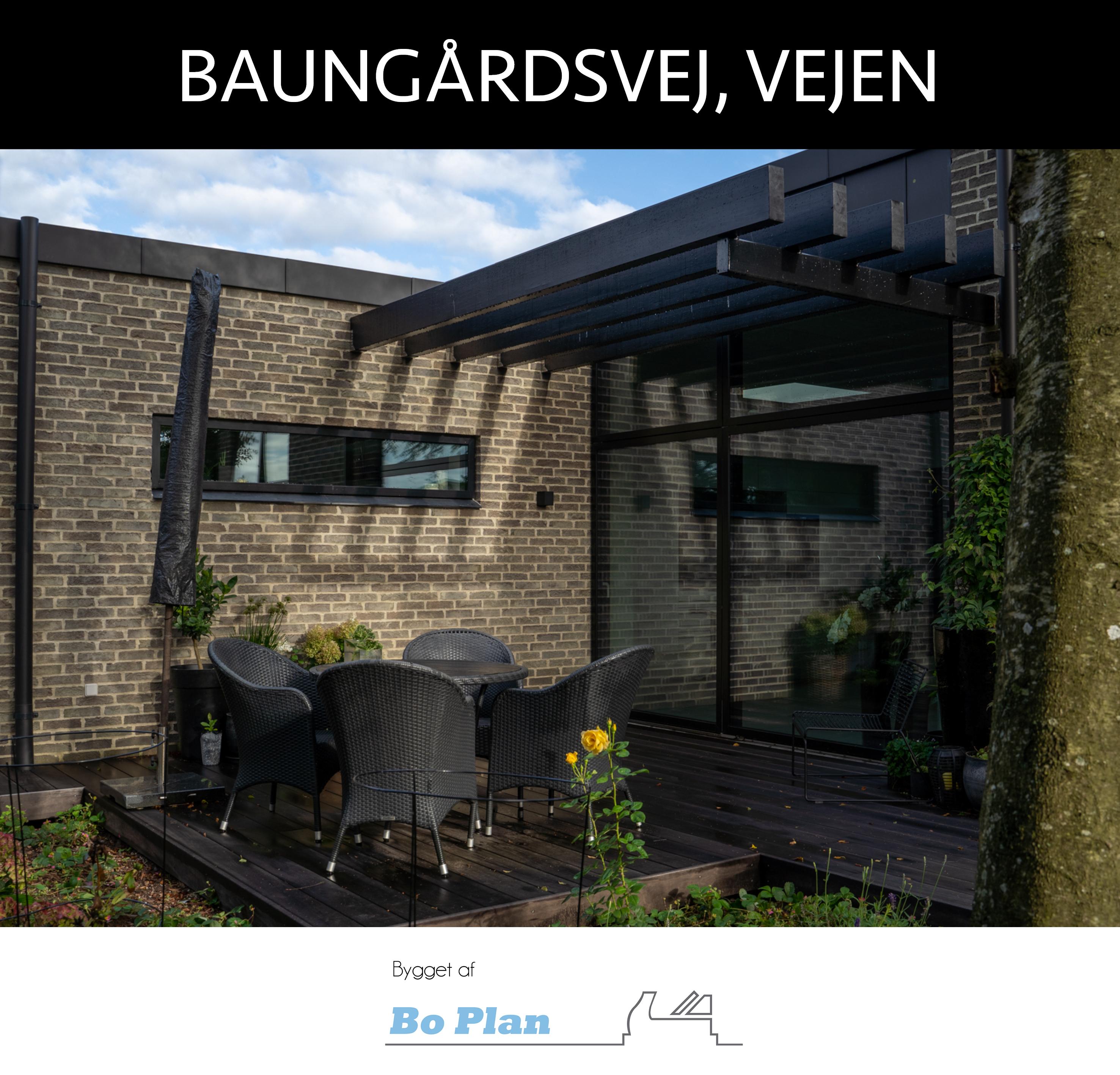 Baungårdsvej, forår20198