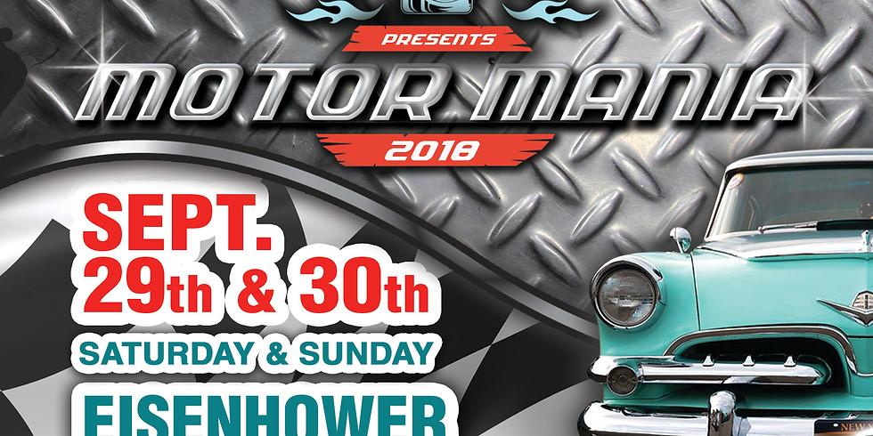 Motor Mania Car Show