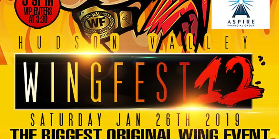 Hudson Valley Wingfest 12!