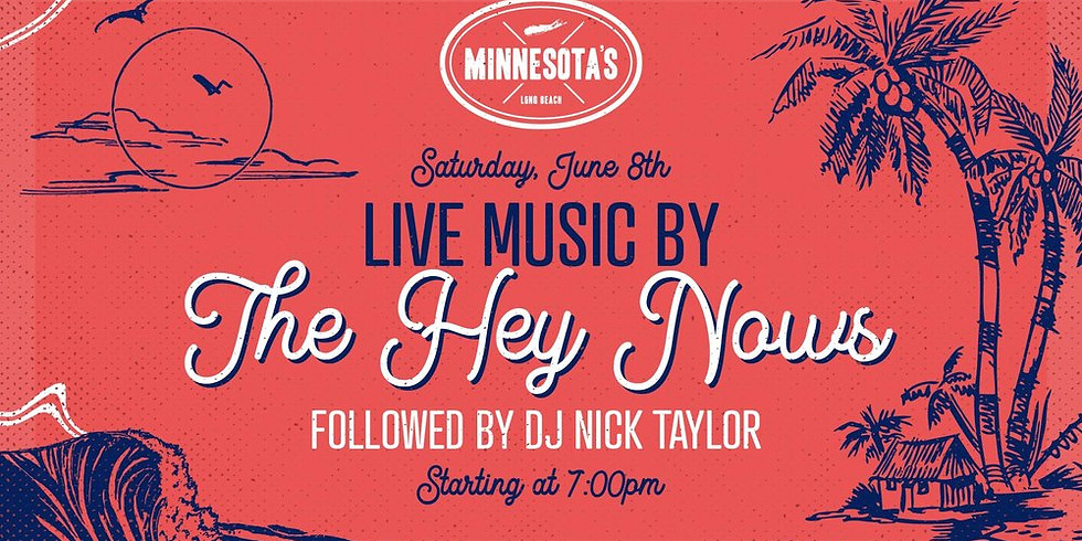 The Hey Nows at Minnesotas!