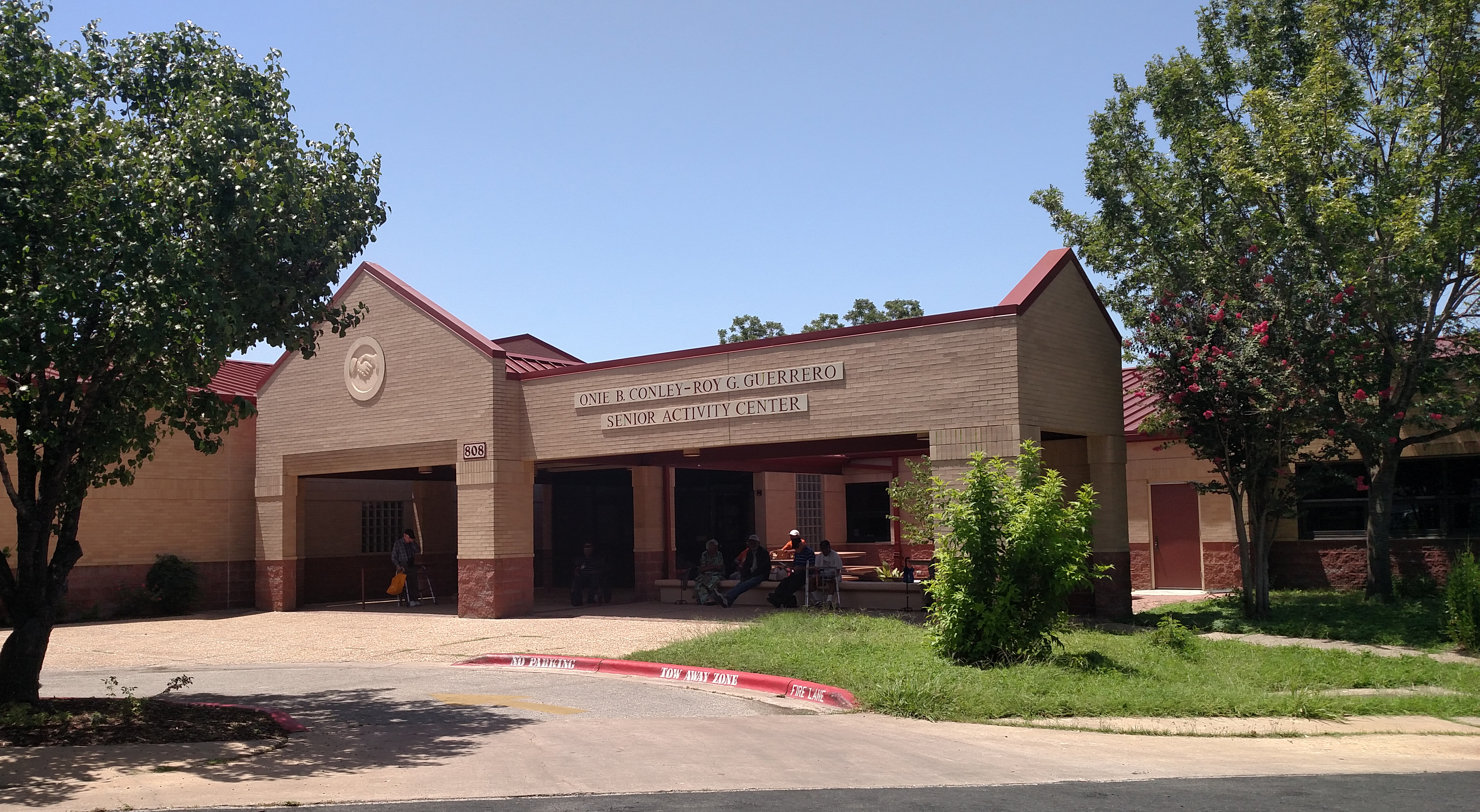 Conley Guerrero Senior Center