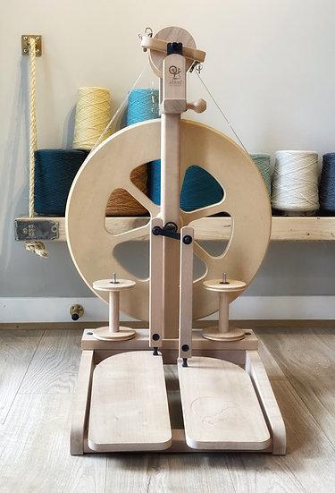 Ashford Kiwi Spinning Wheel - Ex Display