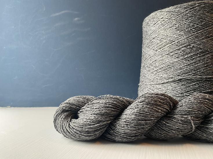 Cotton//Merino Wool Blend Yarn