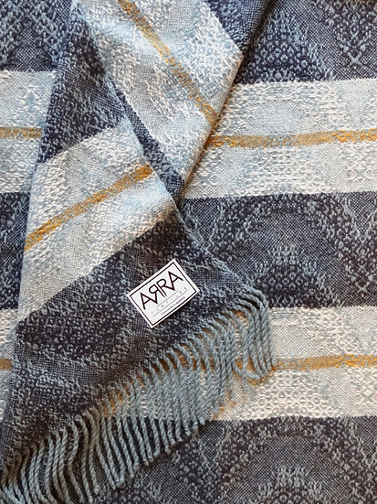 Scottish Wave Blanket