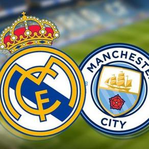 Manchester City golpea la mesa en el Bernabéu