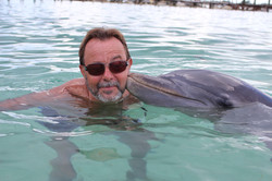 Swim with Dolphin experience, Nassau