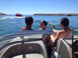 Algarve boat trip, Portugal