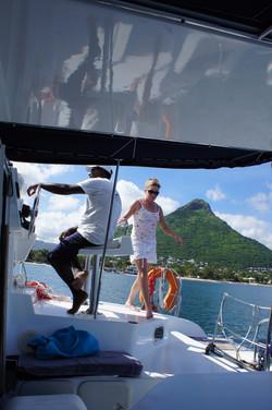 Catamaran Cruise, Mauritius