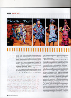 Fashion Show Luanda, Angola