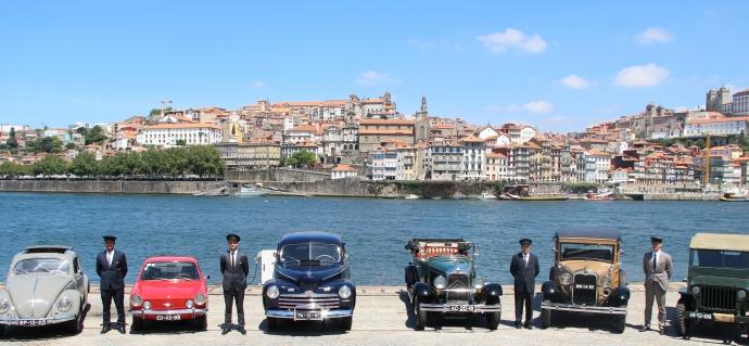 Vintage Tour, Porto, Portugal
