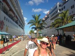 Bahamas Cruise, Americas