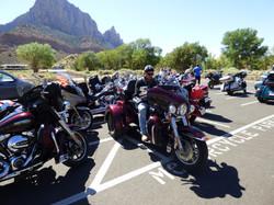Harley Davidson Tour, USA
