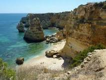 Algarve coast line, Portugal
