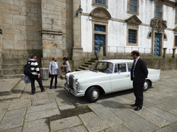 Classic Car Tour, Porto, Portugal