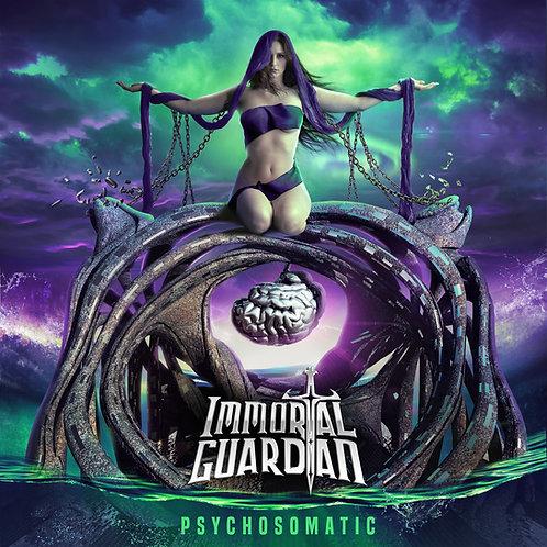 PRE-ORDER: Psychosomatic Physical CD