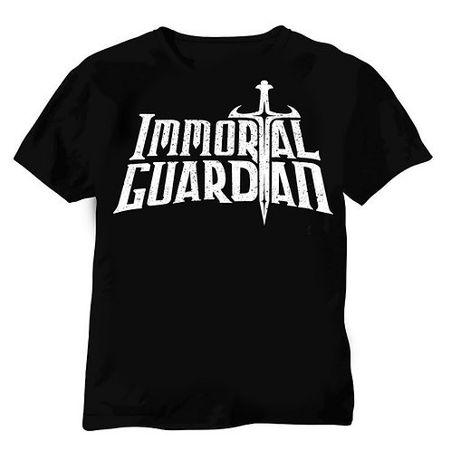 Immortal Guardian Logo T-Shirt