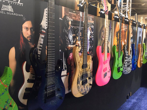 RECAP: Immortal Guardian @ NAMM 2020