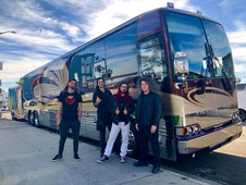 Immortal Guardian / Marty Friedman US TOUR Kicks off in California!