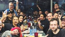Late Nite Power Metal Feast with ANGRA!