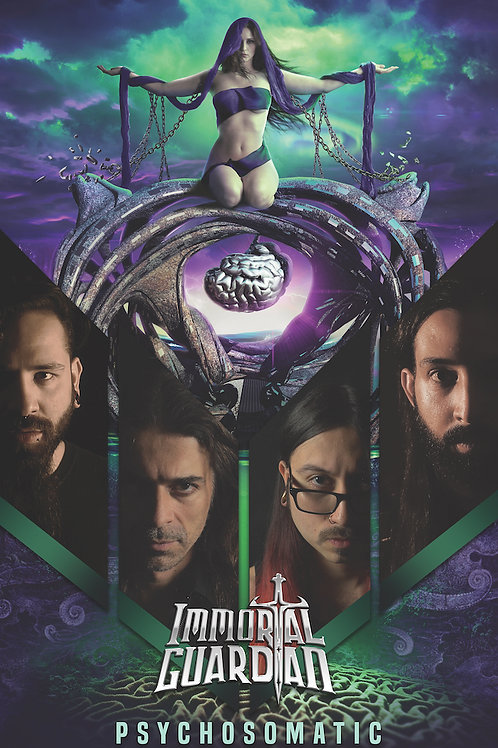 Psychosomatic Band Poster