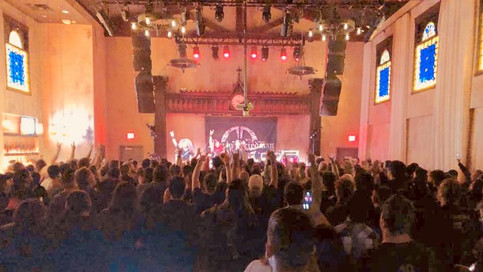 Immortal Guardian Shreds SoCal and House of Blues