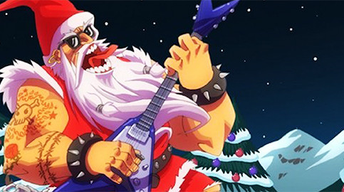 Happy Holidays from Immortal Guardian