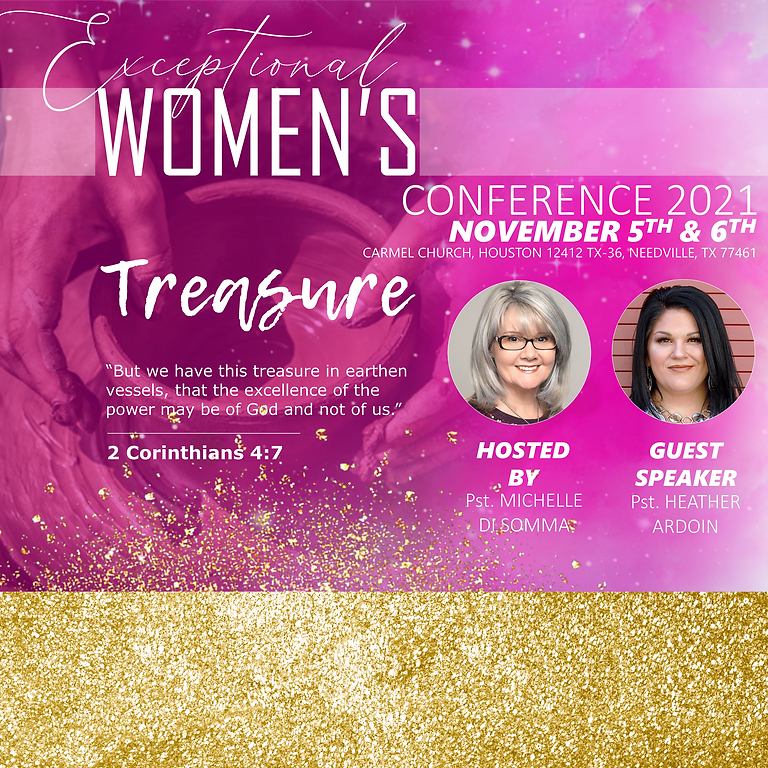 Exceptional Women's Conference