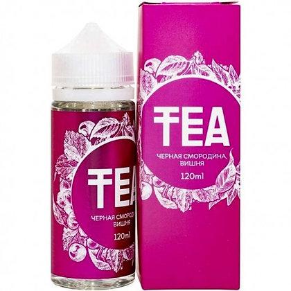 Жидкость  TEA   Черная смородина - Вишня